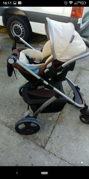 Imagen producto Carrito/Silla paseo bebé 10