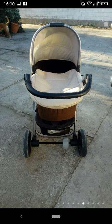 Imagen producto Carrito/Silla paseo bebé 6