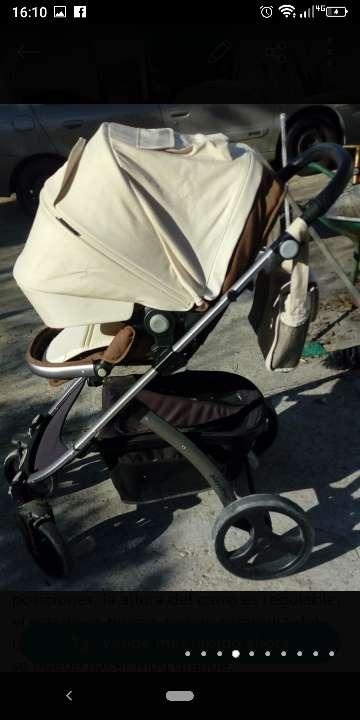 Imagen producto Carrito/Silla paseo bebé 4