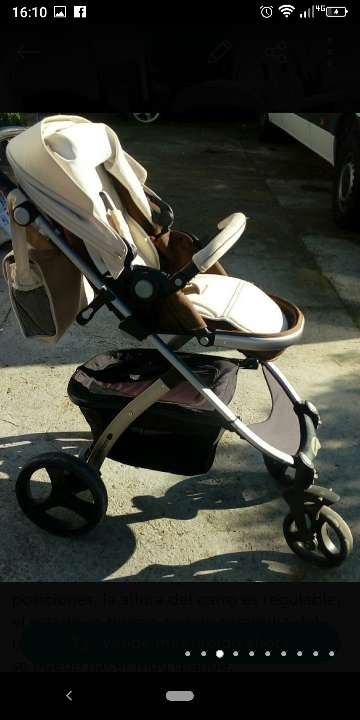 Imagen producto Carrito/Silla paseo bebé 3