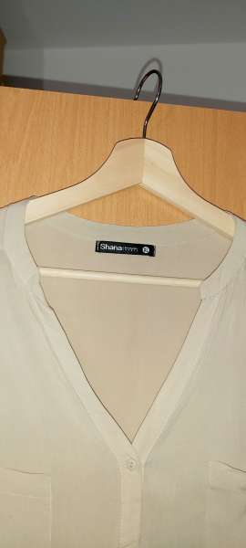 Imagen Camisa beige shana XL