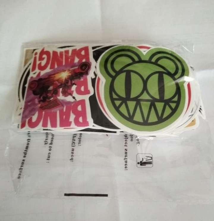 Imagen Stickers pegatinas de música