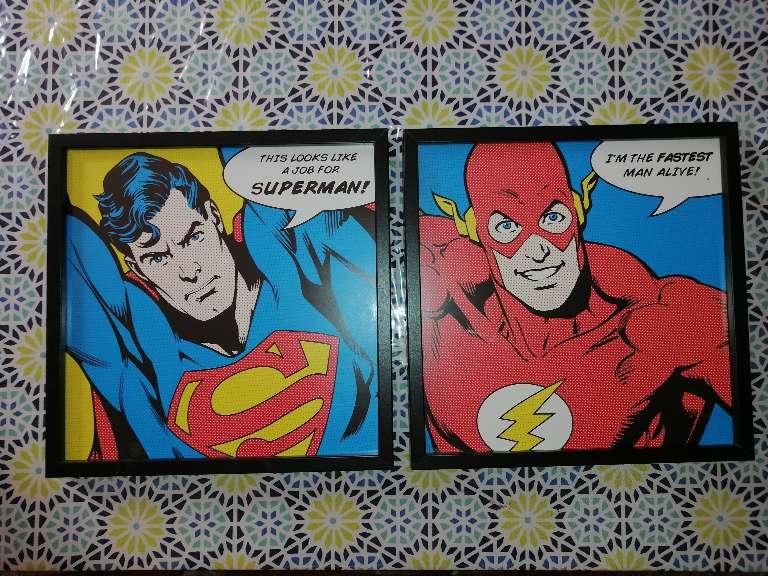 Imagen producto Cuadros de Marvel  1