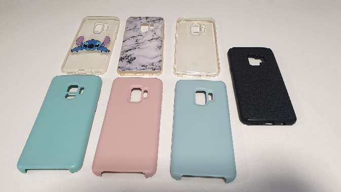 Imagen producto Samsung Galaxy S9 Negro 64gb Libre  8