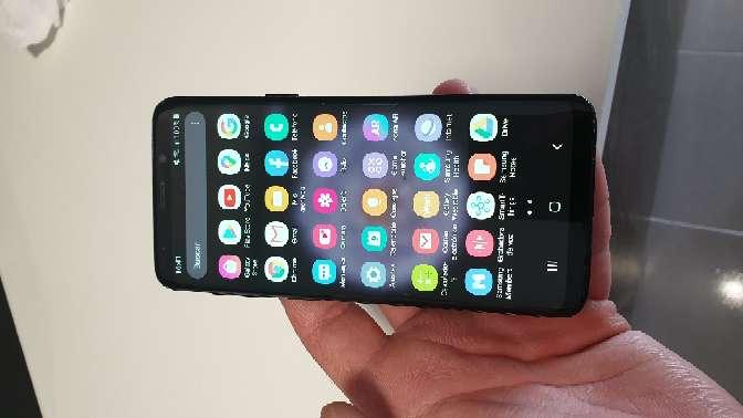 Imagen producto Samsung Galaxy S9 Negro 64gb Libre  4