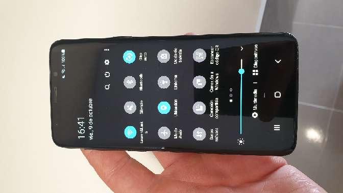Imagen producto Samsung Galaxy S9 Negro 64gb Libre  5
