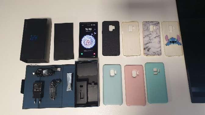 Imagen Samsung Galaxy S9 Negro 64gb Libre
