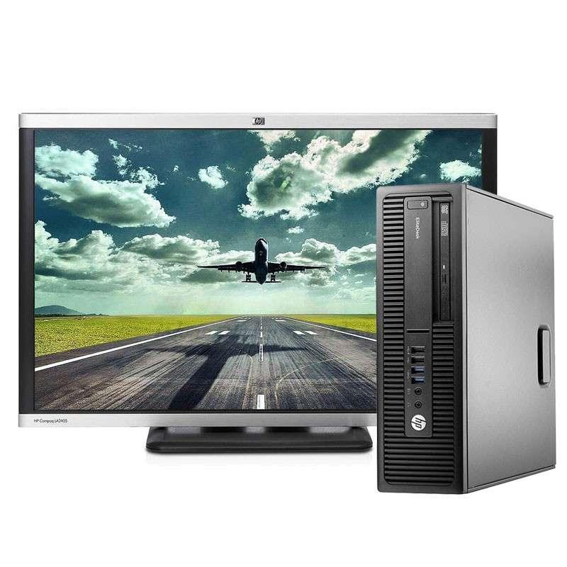 Imagen producto Hp elite desk I5 g1 800 2