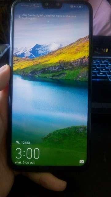 Imagen Huawei y9 2019 64gb