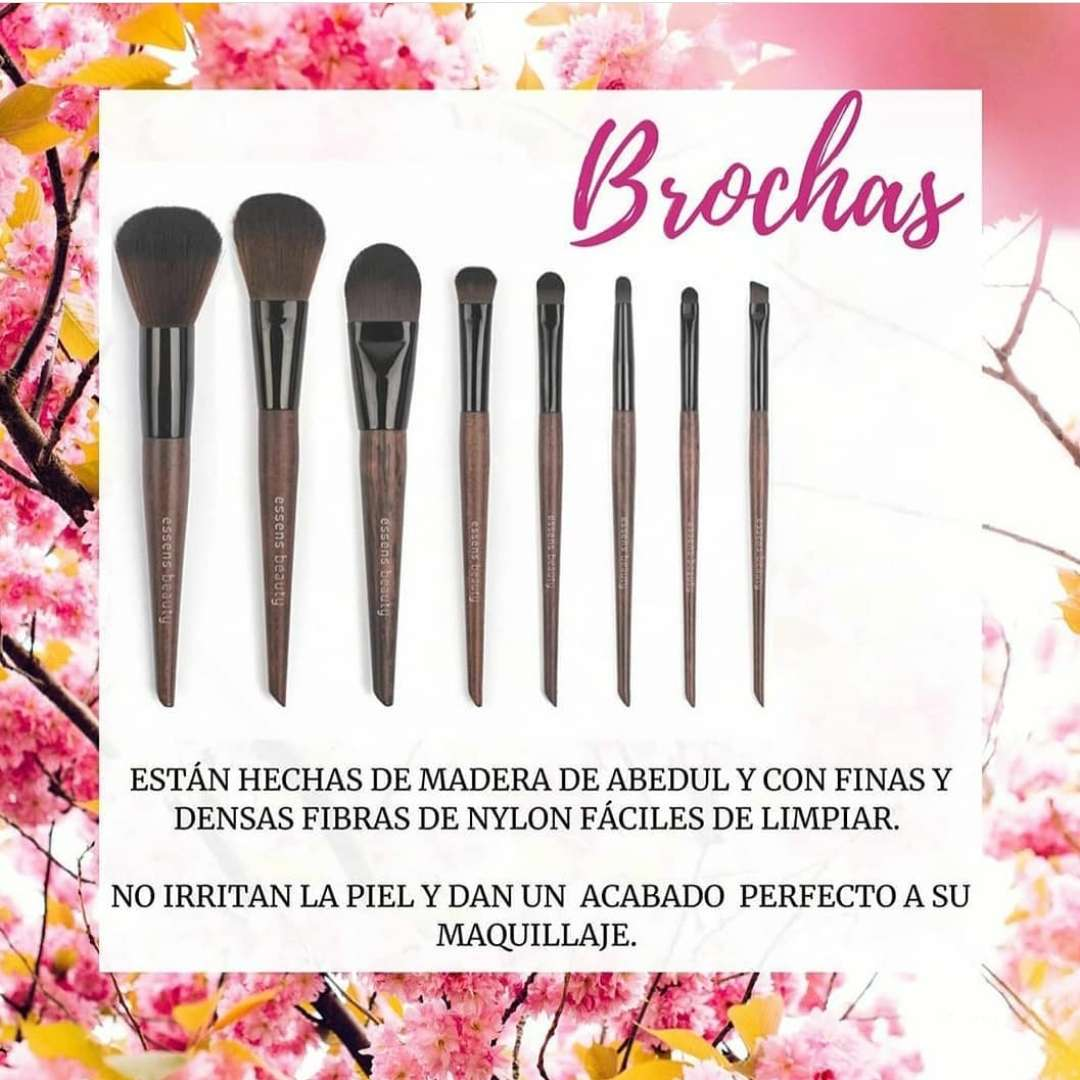 Imagen Brochas maquillaje