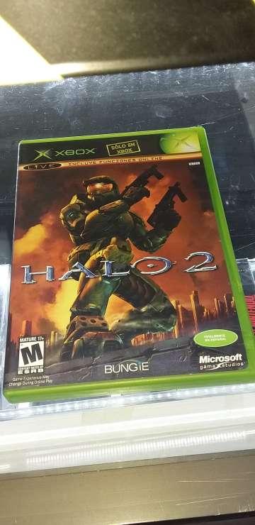 Imagen Halo 2 Xbox clásico
