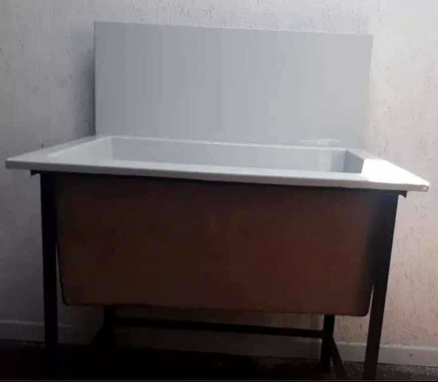 Imagen bañera en fibra de vidrio