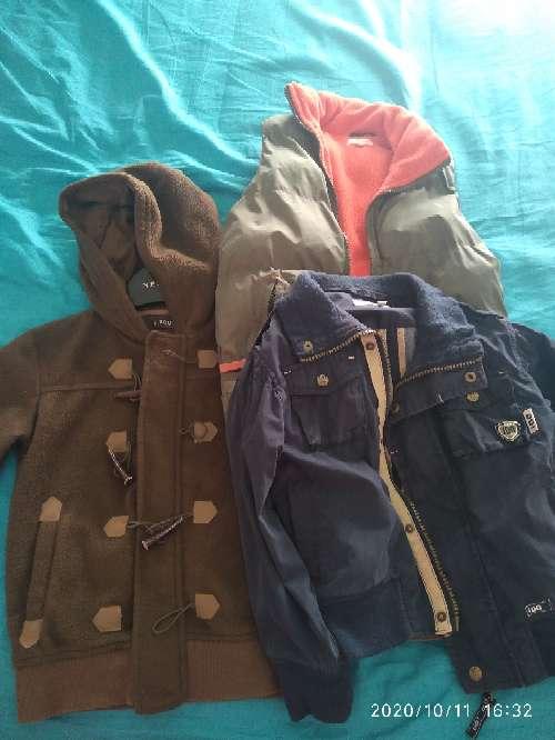 Imagen chaqueta varios niño