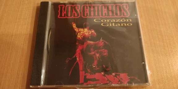 Imagen Los chichos corazón flamenco