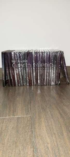 Imagen Colección de libros + DVD cuarto milenio