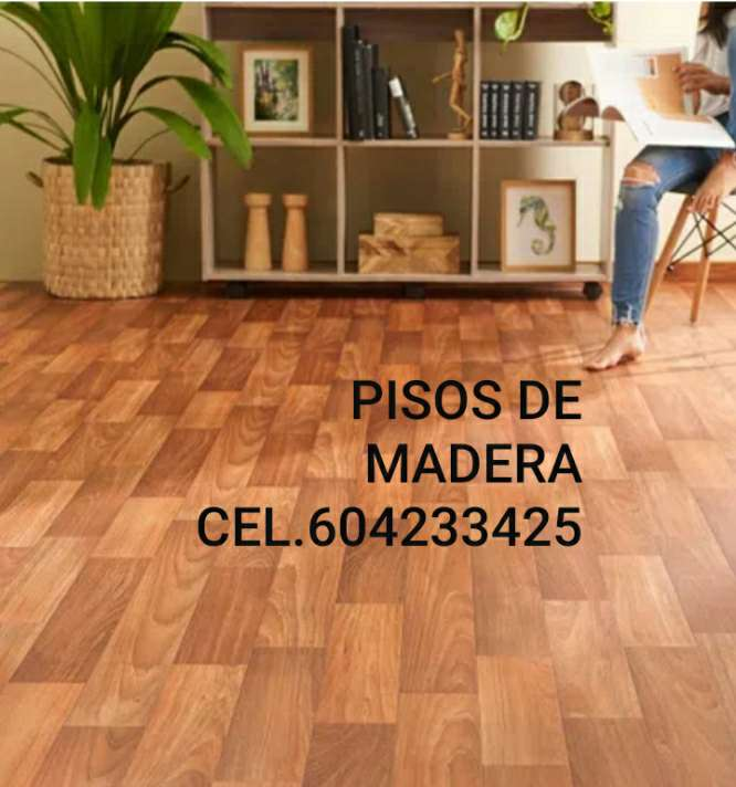 Imagen Pisos de Madera