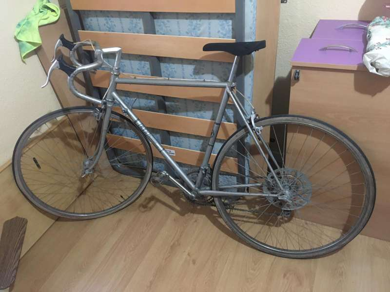 Imagen producto Bicicleta de carrera 4
