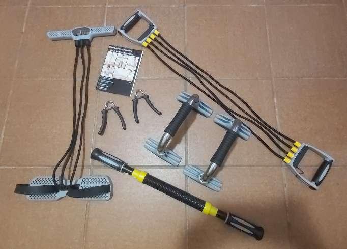 Imagen kit de entrenamiento 5 accesorios