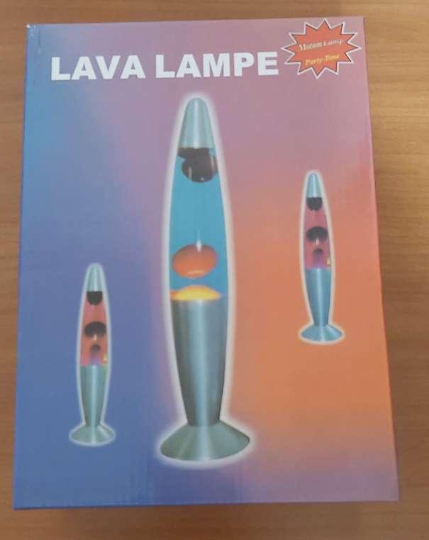 Imagen Lampara lava