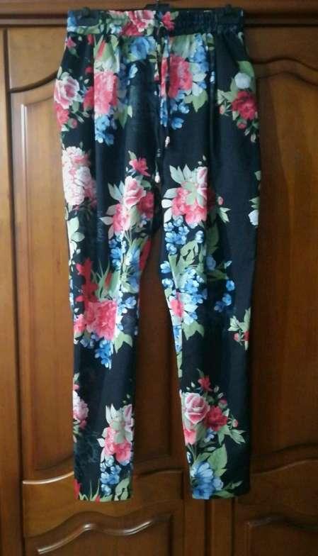 Imagen Pantalón de flores