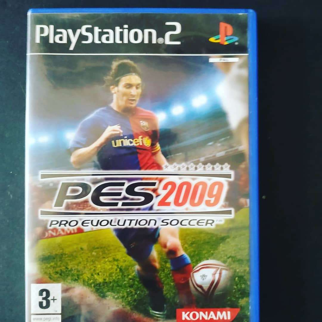 Imagen PES 2009 PS2
