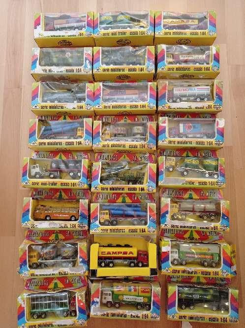 Imagen coches miniaturas