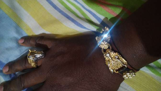 Imagen vendo hermosa pulsera