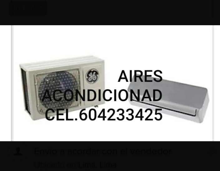 Imagen Aires Acondicionado Cel