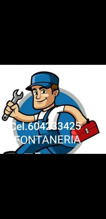 Imagen Fontanero a su Orden