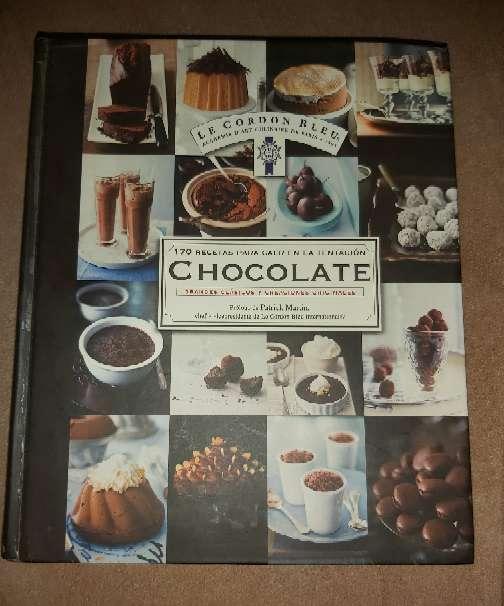 Imagen chocolate (le cordon bleu) 170 recetas