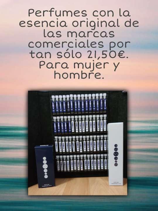 Imagen Perfumes mujer y hombre.