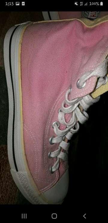 Imagen Zapatillas estilo Converse