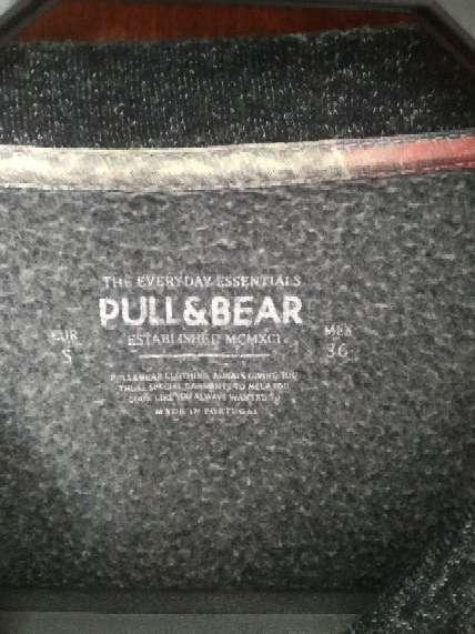 Imagen producto Sudadera pull and bear  4