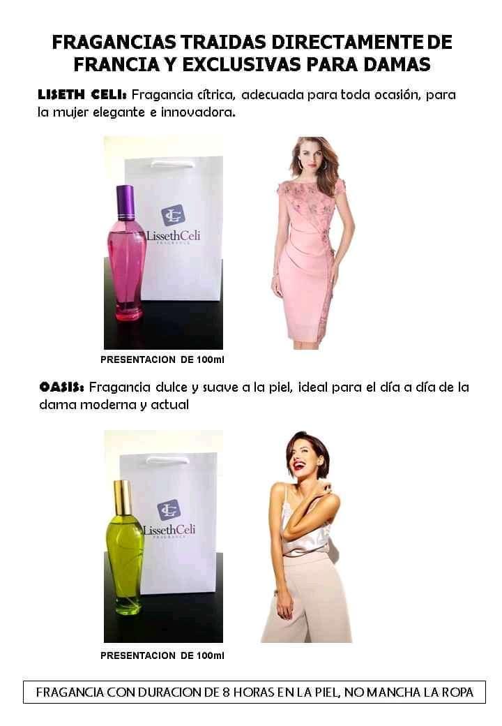 Imagen producto Perfumes  Lissethceli 4