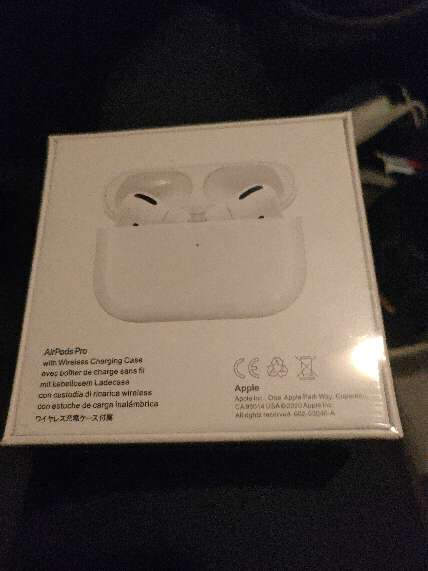 Imagen producto Airpods pro 3