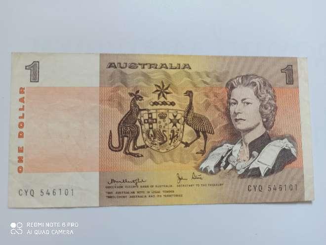 Imagen dólar Australia