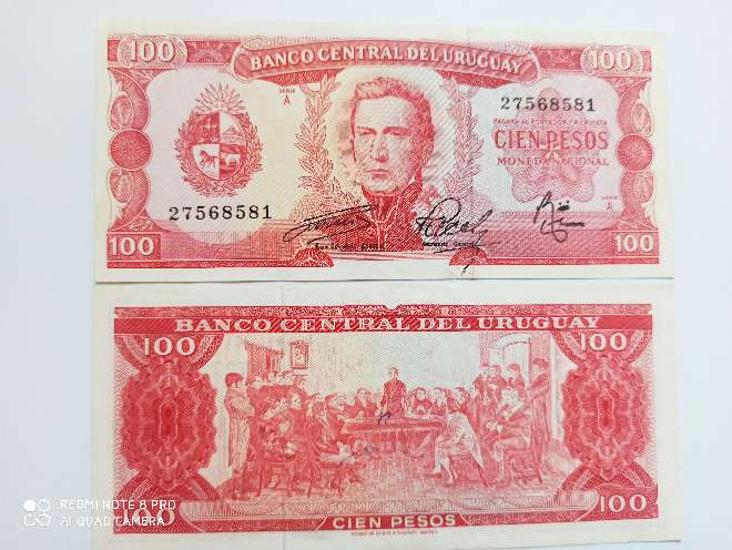Imagen año 1967 Uruguay