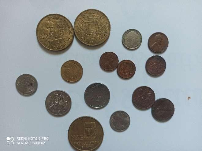 Imagen monedas varias