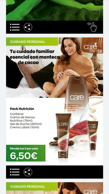 Imagen pack nutrición