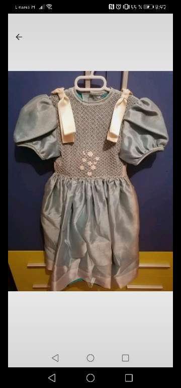Imagen Vestido fiesta niña