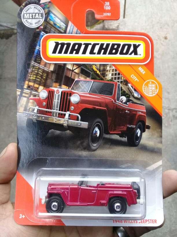 Imagen carrito matchbox