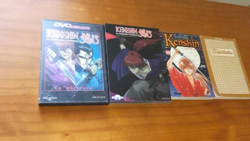 Imagen Ruron y Kenshin