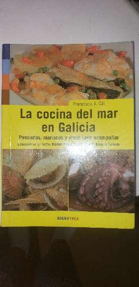 Imagen vendo libro de recetas