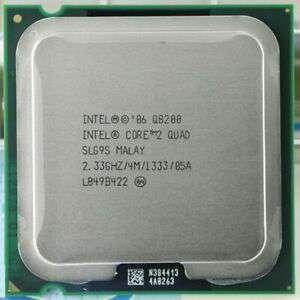 Imagen producto Core 2 quad 2