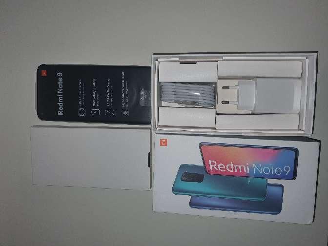 Imagen Redmi Note 9 128gb