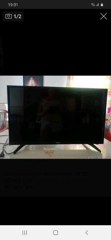 Imagen tv smart tv 55 pulgadas