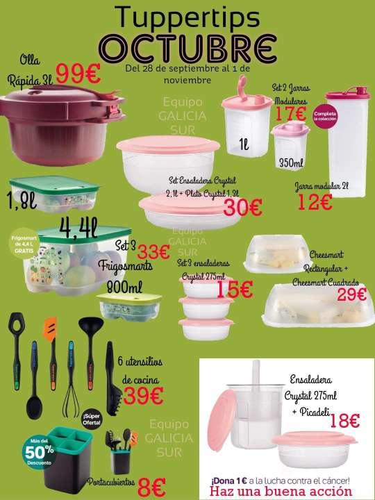 Imagen producto Productos de Tupperware 5