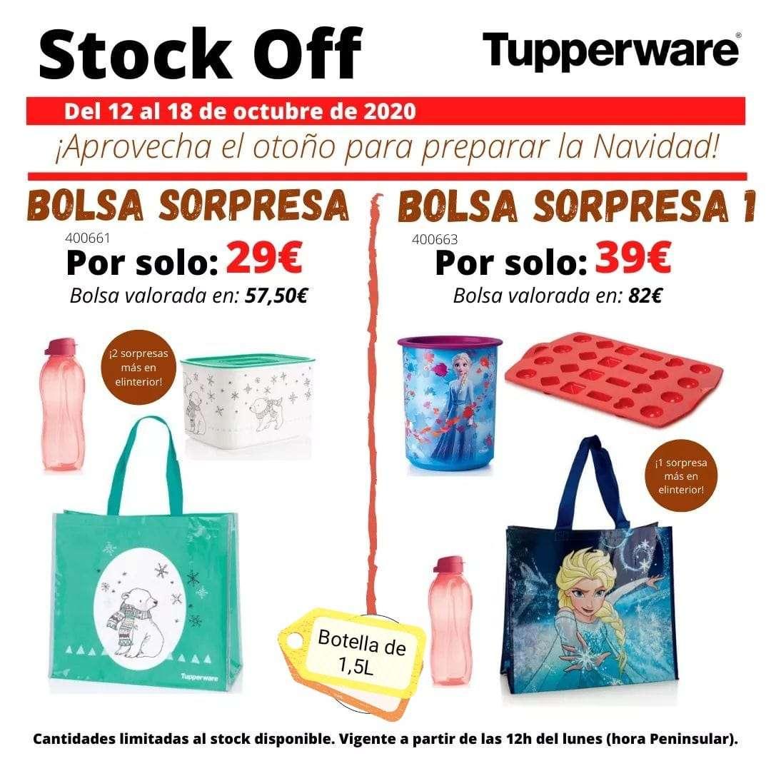 Imagen producto Productos de Tupperware 1