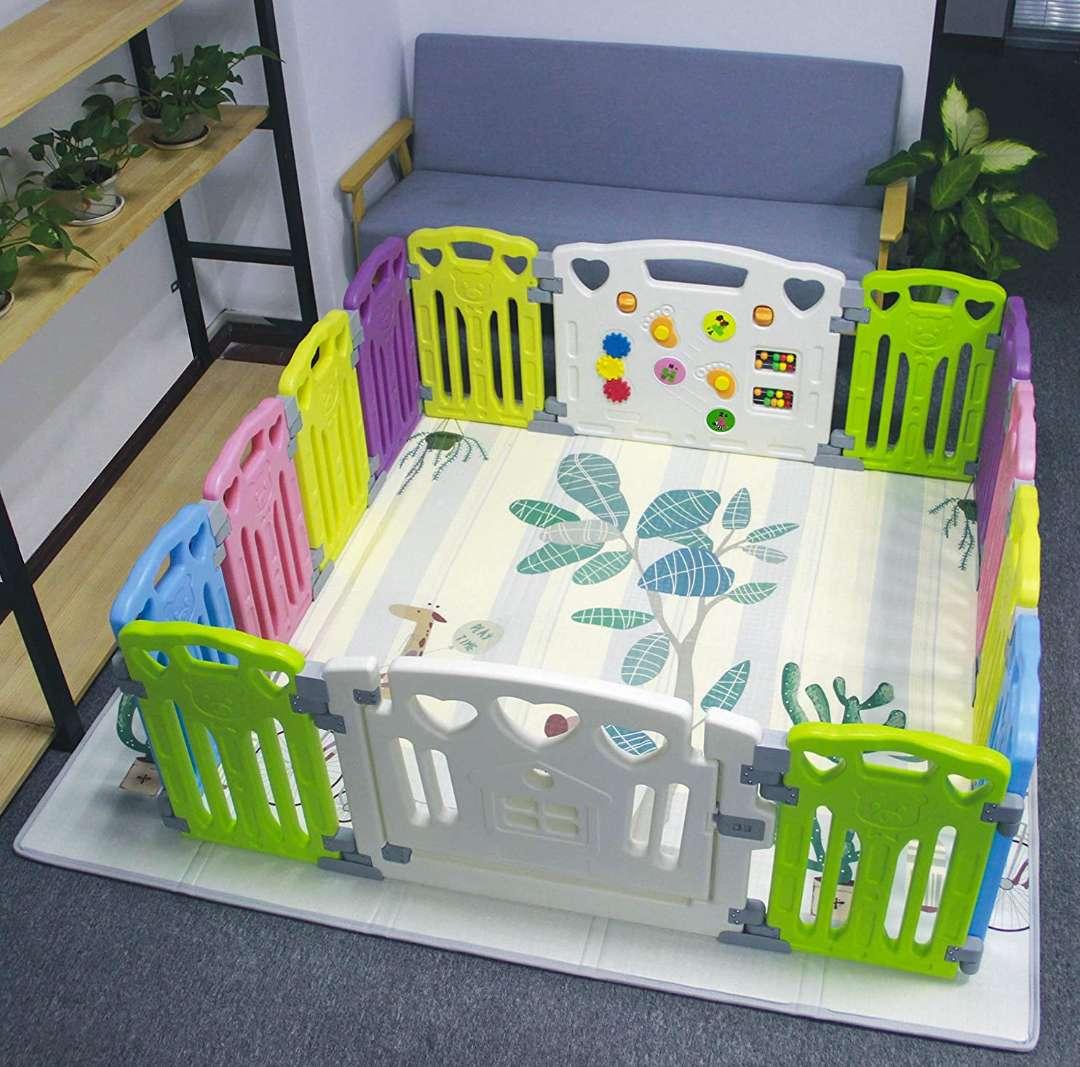 Imagen parque infantil