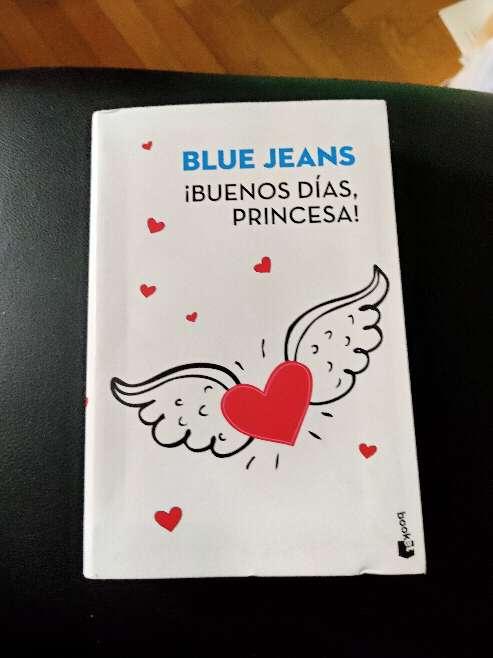 Imagen Libro ¡Buenos días princesa!
